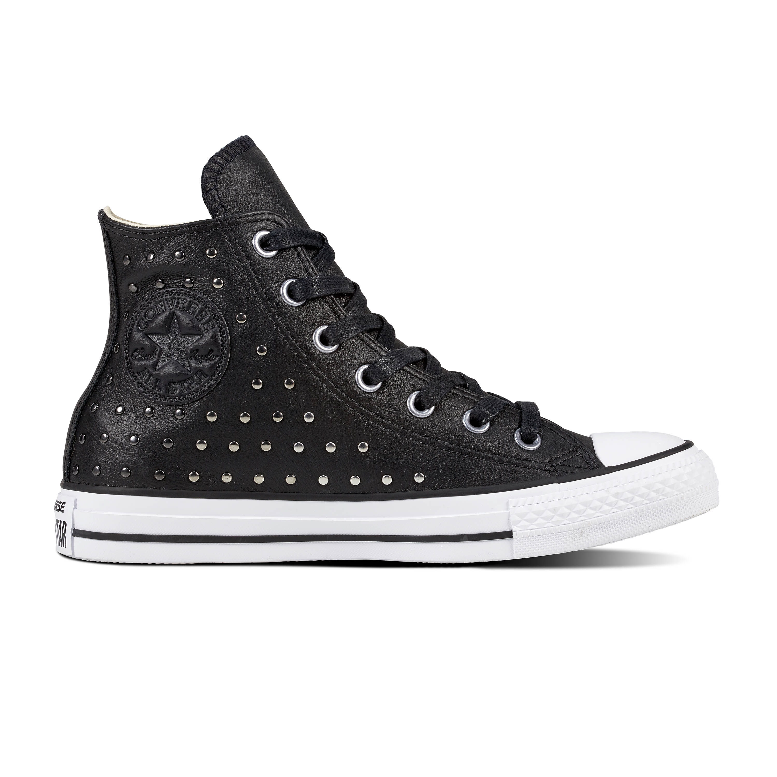 Converse CHUCK TAYLOR ALL STAR HIGH TOP, ženske sportske tenisice, crna