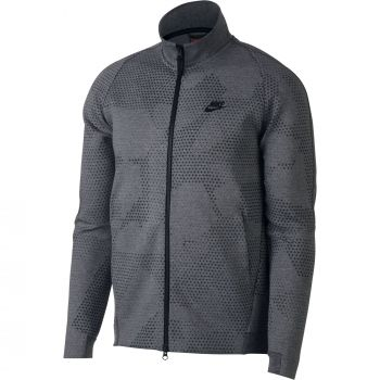 Nike Tech Fleece Jacket, jakna muška, siva