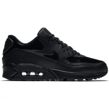 Nike Air Max 90 LEATHER, ženske sportske tenisice, crna, AIR MAX 90