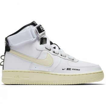 Nike Air Force 1 High Utility, ženske sportske tenisice, bijela, air force