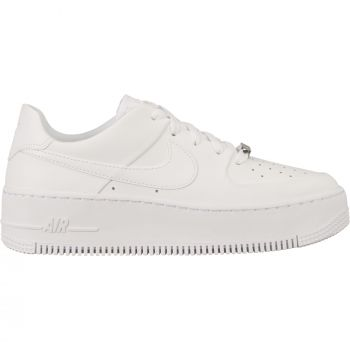 Nike Air Force 1 Sage Low, ženske sportske tenisice, bijela, AIR FORCE 1