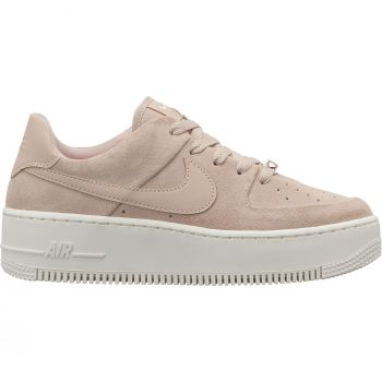 Nike AIR FORCE 1 SAGE LOW, ženske sportske tenisice, bež, AIR FORCE 1