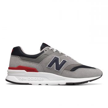 New Balance 997H Team Away Grey, muške sportske tenisice, siva