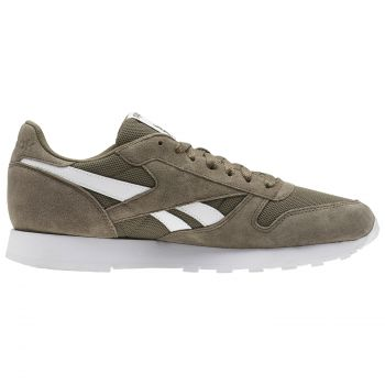 Reebok CLASSIC LEATHER, muške tenisice za trčanje, zelena, CLASSIC LEATHER