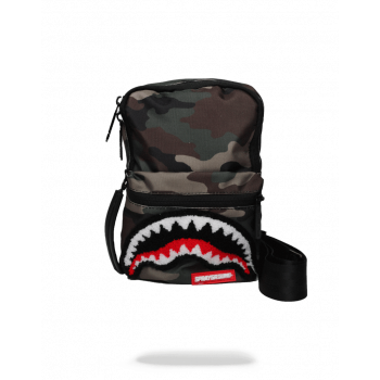 Sprayground MINI BACKPACK SLING, torbica, višebojno