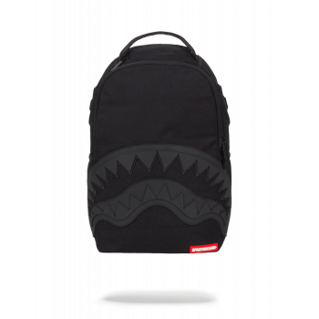 Sprayground GHOST RUBBER SHARK, ruksak, crna