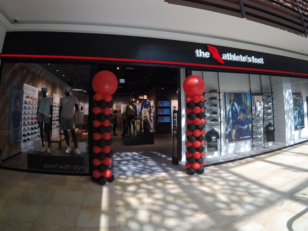 THE ATHLETE'S FOOT MALL OF SPLIT