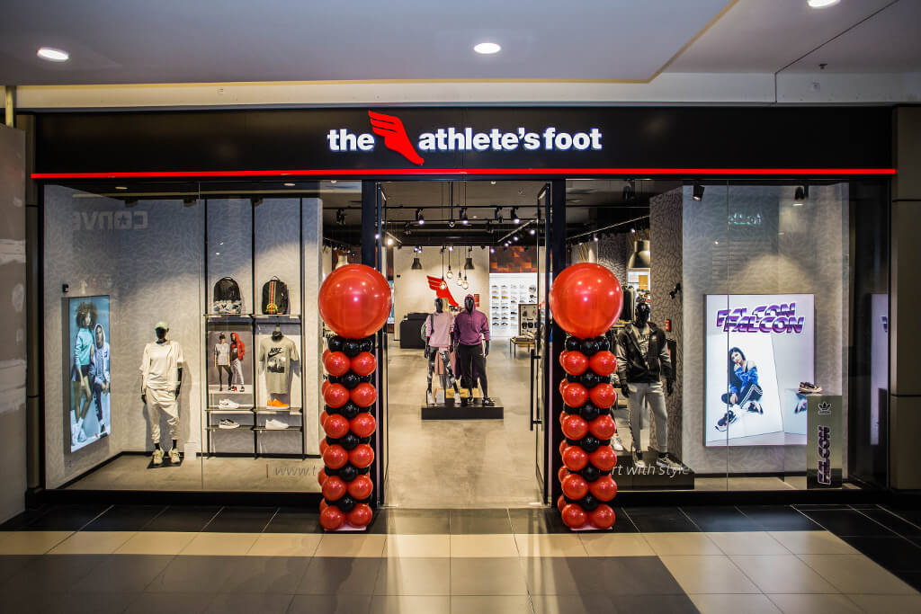 THE ATHLETE'S FOOT Arena Centar