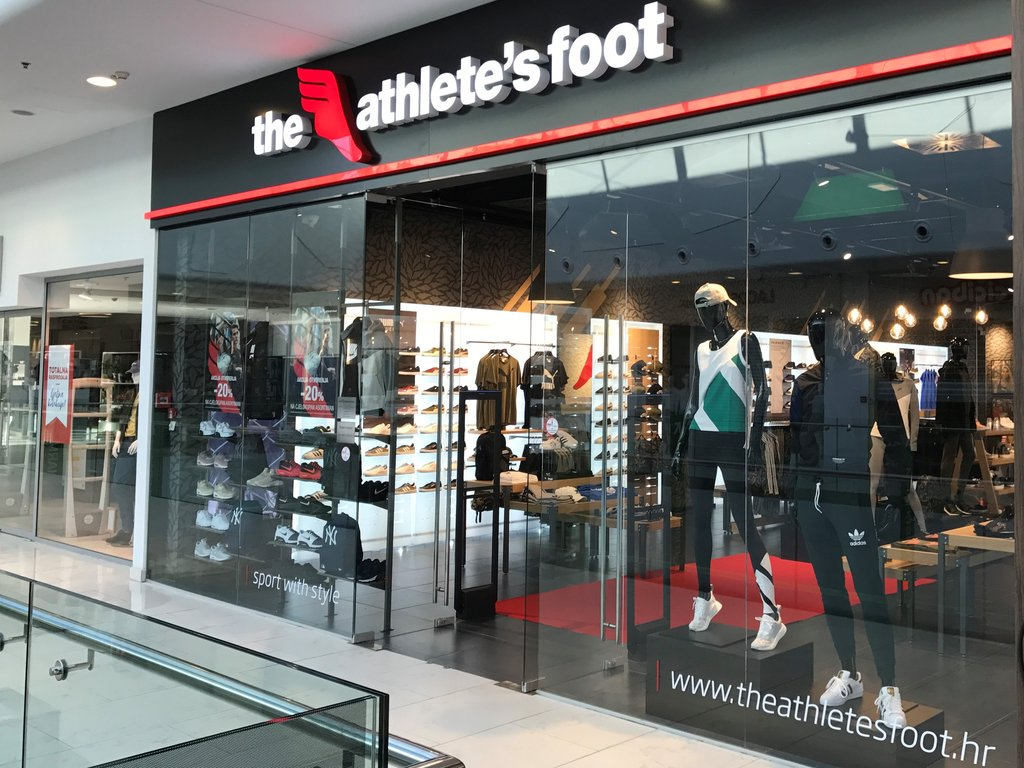 THE ATHLETE'S FOOT ZAGREB WEST